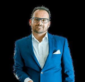 Gautam Sharma - Sask Real Estate Agent - Headshot